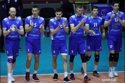 Владо Николов: Целият отбор заслужава адмирации