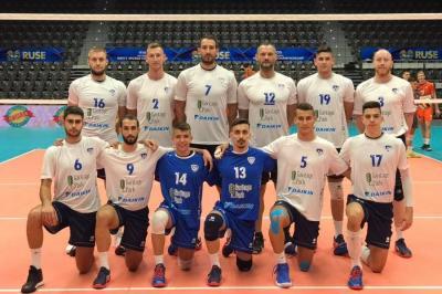 Левски София с тежка загуба от шампионите