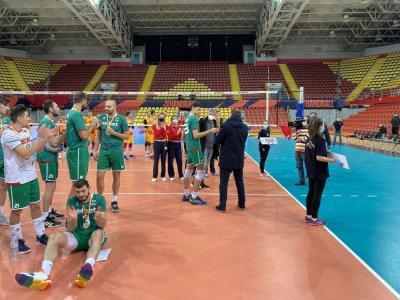 Четирима от Левски играха за националния в Скопие
