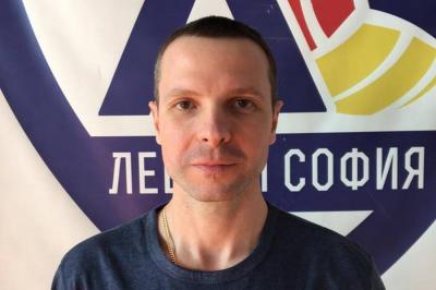 Андрей Жеков във ВК Левски: Манталитетът е друг, децата са презадоволени