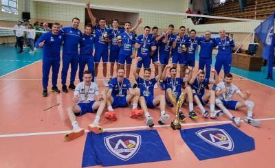 Левски шампион и при кадетите