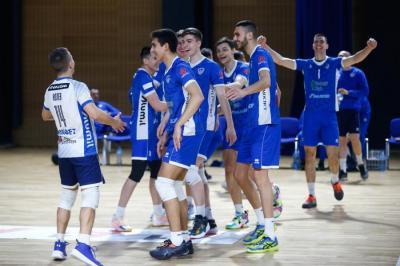 Левски удари и Пирин на финалите в Бургас