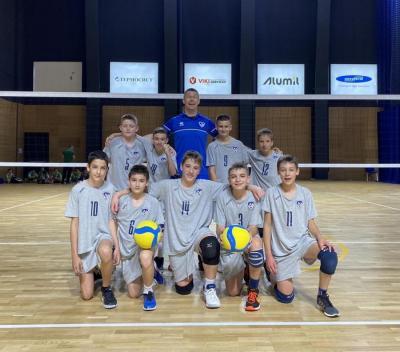 Левски на нов полуфинал в мини волейбола