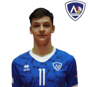 Александър Николов номер 1 на СК Левски