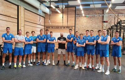 Левски с първа тренировка за сезона